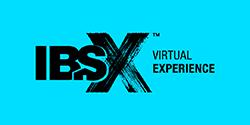 IBSx black logo