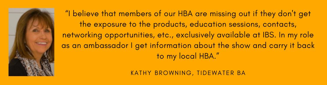 Kathy Browning testimonial