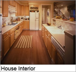 The 1995 New American Home: Kitchen