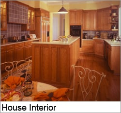 The 1997 New American Home Kitchen