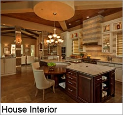 The 2011 New American Home Kitchen