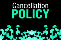 IBS Show Cancellation Policy