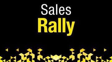 Sales Rally