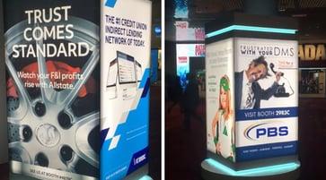 Rotating Smart Kiosk