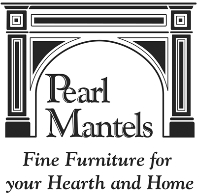 Logo for Pearl Mantels Corporation