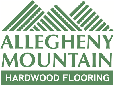 Logo for Allegheny Mountain Hardwood Flooring