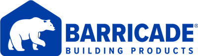 Logo for Barricade Building Products