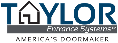 Logo for Taylor Entrance Systems