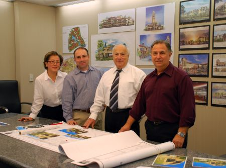 2009 Architectural Team