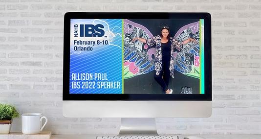 Allison Paul: IBS 2022 Speaker