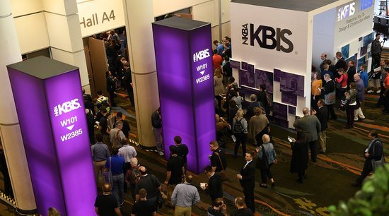 KBIS exhibits