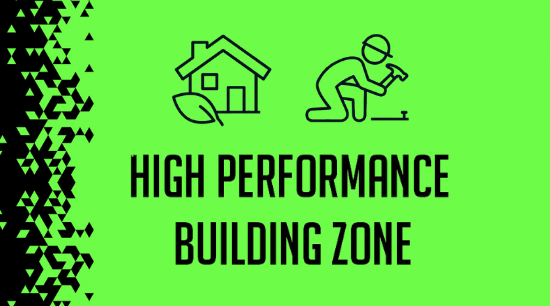 High Performance Building Zone