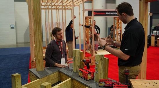 exhibits lumber