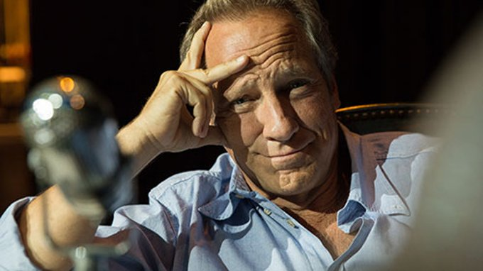Headshot of Mike Rowe